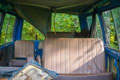 stary rozbity samochód Zdjęcia Royalty Free