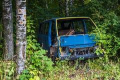 stary rozbity samochód Fotografia Stock