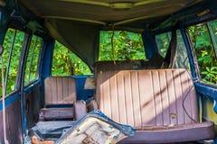 stary rozbity samochód Zdjęcie Royalty Free