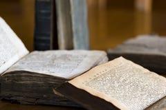 stary rozpieczętowanego książek obraz royalty free