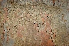 stary rusty metali Zdjęcie Royalty Free