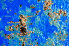 stary rusty metali Obrazy Royalty Free