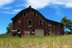 stary rusty stodole Zdjęcie Stock