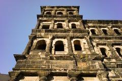 Stary rzymskiego budynku Porta Nigra odważniaka miasto Moselle Fotografia Royalty Free