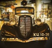 stary samochód rusek Zdjęcie Stock