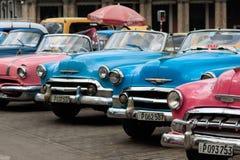 stary samochodowy Cuba Zdjęcia Stock