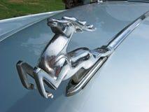 Stary samochodowy emblemat Zdjęcie Royalty Free