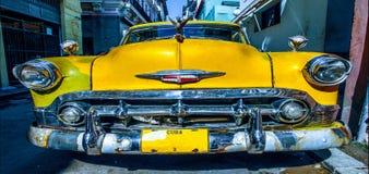 Stary samochodowy retro Obraz Stock