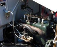 stary samochodowy silnik Fotografia Stock