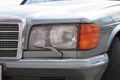 Stary samochodowy w dobrym stanie zdjęcia stock