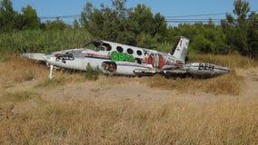 STARY samolot Obraz Stock