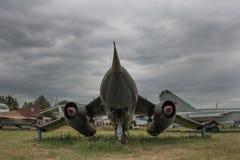 stary samolot Zdjęcia Stock