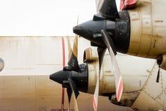stary samolot Fotografia Royalty Free