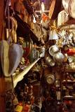 Stary San Telmo rynek Zdjęcie Stock