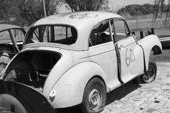 Stary scarp samochód Zdjęcia Royalty Free