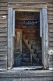 Stary schody fotografia stock