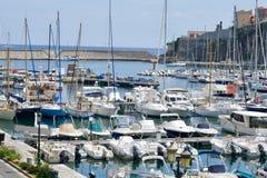 Stary schronienie Bastia fotografia royalty free