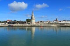 Stary schronienie La Rochelle, Francja Zdjęcie Stock