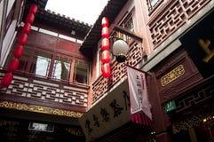 Stary Shanghai Zdjęcie Royalty Free