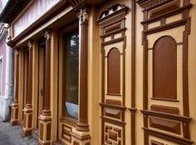 stary sklep okno Obraz Royalty Free