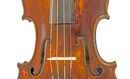 stary skrzypce Obrazy Royalty Free