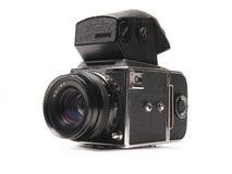 stary slr kamery. Obrazy Royalty Free