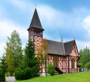 Stary Smokovec church Stock Photo