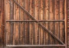 Stary sosnowy drewno fotografia stock