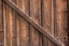 Stary sosnowy drewno zdjęcie stock