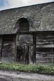 Stary stajnia dom Fotografia Stock