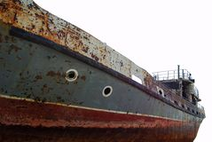 stary statek Zdjęcia Stock