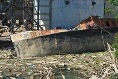 stary statek Zdjęcie Royalty Free