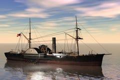 stary statek Fotografia Royalty Free