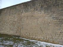stary stonewall Zdjęcia Royalty Free