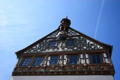 stary struktury miasteczko obrazy royalty free