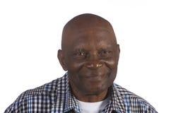 stary szczęśliwy mężczyzna obraz stock
