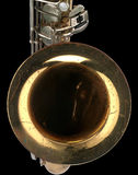 stary szczegółu saksofon Zdjęcie Royalty Free