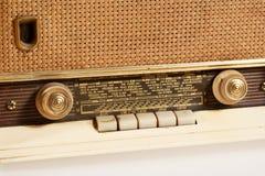 stary szczegółu radio Zdjęcie Royalty Free