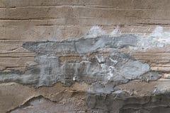 Stary szorstkiej powierzchni betonu tekstury tło Obrazy Stock