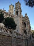 Stary szpital w Madryt obraz royalty free