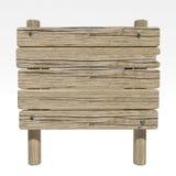 stary szyldowy drewno zdjęcia stock