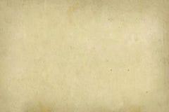 stary tła papier żółty Zdjęcie Stock