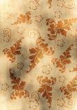 stary tło papier drapa kolor żółty Zdjęcia Royalty Free