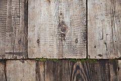 stary tło szalunek Fotografia Stock