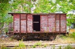 stary taborowy furgon Obraz Stock