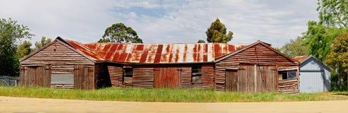 Stary Tasmanian budynek zdjęcie royalty free