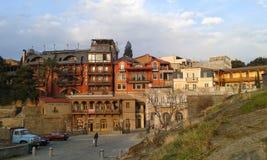 stary Tbilisi Fotografia Royalty Free