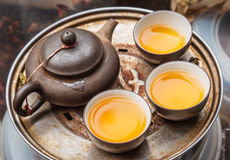 stary teapot Obrazy Stock