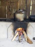 Stary teapot Fotografia Stock