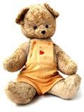 stary teddy fotografia royalty free